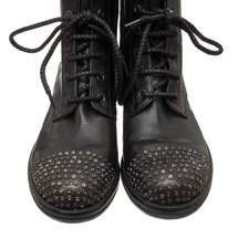 Ботинки женские  Цвет:черный Артикул:0262215 2