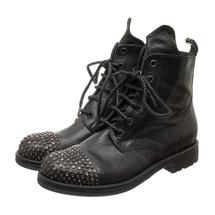Ботинки женские  Цвет:черный Артикул:0262215 1