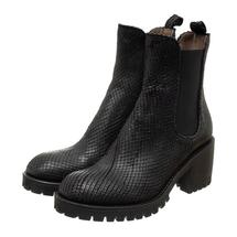 Ботинки женские  Цвет:черный Артикул:0262218 1