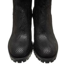 Ботинки женские  Цвет:черный Артикул:0262218 2
