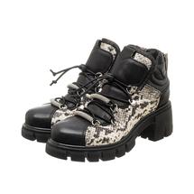 Ботинки женские  Цвет:черный Артикул:0262219 1