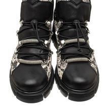 Ботинки женские  Цвет:черный Артикул:0262219 2