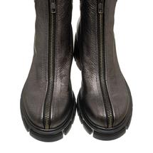 Ботинки женские  Цвет:серый Артикул:0262221 2