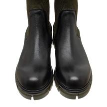 Ботинки женские  Цвет:черный Артикул:0262222 2