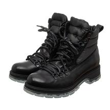 Ботинки женские  Цвет:черный Артикул:0262224 1