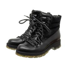 Ботинки женские  Цвет:черный Артикул:0262225 1