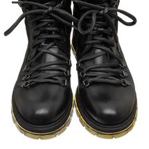 Ботинки женские  Цвет:черный Артикул:0262225 2