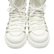 Ботинки женские  Цвет:белый Артикул:0262226 2