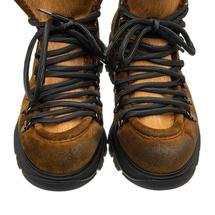 Ботинки женские  Цвет:коричневый Артикул:0262227 2