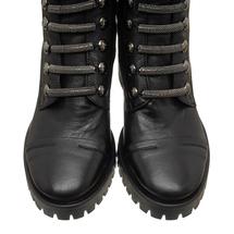 Ботинки женские  Цвет:черный Артикул:0262256 2