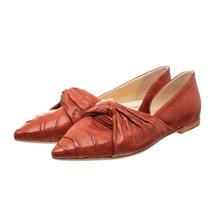 Туфли женские  Цвет:охра Артикул:0262197 1