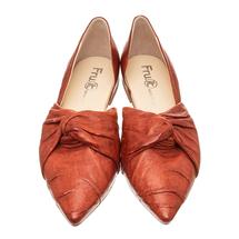 Туфли женские  Цвет:охра Артикул:0262197 2