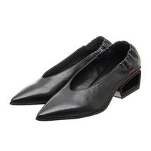 Туфли женские  Цвет:черный Артикул:0262198 1