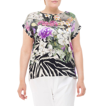 Блуза женская PIERO MORETTI Цвет:зеленый Артикул:0579706 1