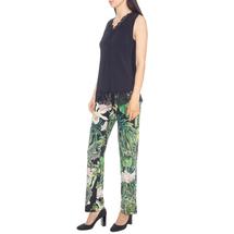Брюки женские  Цвет:зеленый Артикул:0580170 2