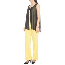 Брюки женские  Цвет:желтый Артикул:0580187 2