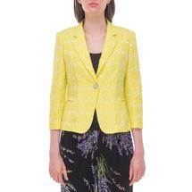 Жакет женский  Цвет:желтый Артикул:0580089 1
