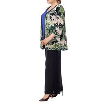 Кардиган женский  Цвет:зеленый Артикул:0579752 2