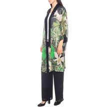 Кардиган женский  Цвет:зеленый Артикул:0580021 2
