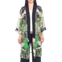 Кардиган женский  Цвет:зеленый Артикул:0580021 1