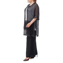 Кардиган женский  Цвет:черный Артикул:0580023 2