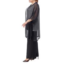 Кардиган женский  Цвет:черный Артикул:0580024 2