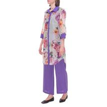 Кардиган женский  Цвет:сиреневый Артикул:0580113 2