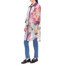 Кардиган женский  Цвет:фиолетовый Артикул:0580113 2