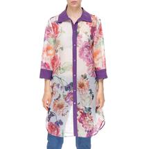 Кардиган женский  Цвет:фиолетовый Артикул:0580113 1