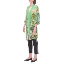 Кардиган/пояс женский  Цвет:зеленый Артикул:0580019 2