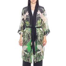 Кардиган/пояс женский  Цвет:зеленый Артикул:0580020 1