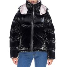 Куртка женская  Цвет:черный Артикул:0661394 1