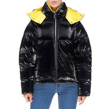 Куртка женская  Цвет:черный Артикул:0661395 1