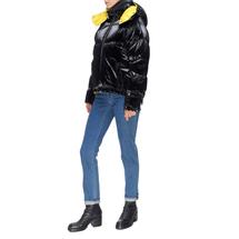Куртка женская  Цвет:черный Артикул:0661395 2