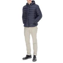 Куртка пуховая мужская  Цвет:синий Артикул:0863175 2