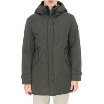 Куртка пуховая мужская  Цвет:зеленый Артикул:0863178 1
