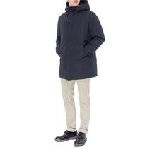 Куртка пуховая мужская  Цвет:синий Артикул:0863178 2