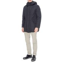 Куртка пуховая мужская  Цвет:черный Артикул:0863178 2