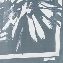 Палантин женский  Цвет:синий Артикул:0167990 2