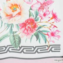 Палантин женский  Цвет:белый Артикул:0167992 2