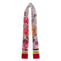 Палантин женский  Цвет:розовый Артикул:0167993 1