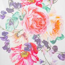 Палантин женский  Цвет:розовый Артикул:0167993 2