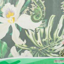 Палантин женский  Цвет:зеленый Артикул:0167999 2