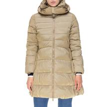 Пальто женское  Цвет:бежевый Артикул:0661384 1