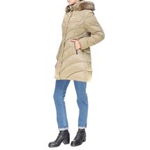 Пальто женское  Цвет:бежевый Артикул:0661392 2