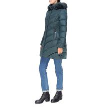 Пальто женское  Цвет:зеленый Артикул:0661392 2