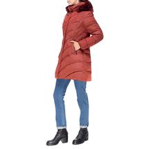 Пальто женское  Цвет:красный Артикул:0661392 2