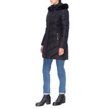 Пальто женское  Цвет:черный Артикул:0661392 2