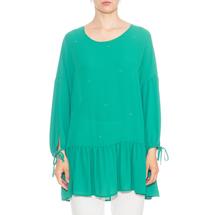 Туника женская PIERO MORETTI Цвет:зеленый Артикул:0579997 1