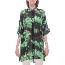 Туника женская PIERO MORETTI Цвет:зеленый Артикул:0579998 1